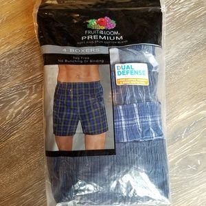 Fruit of the Loom Boxers - NWT